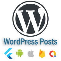 WordPress Posts - Flutter