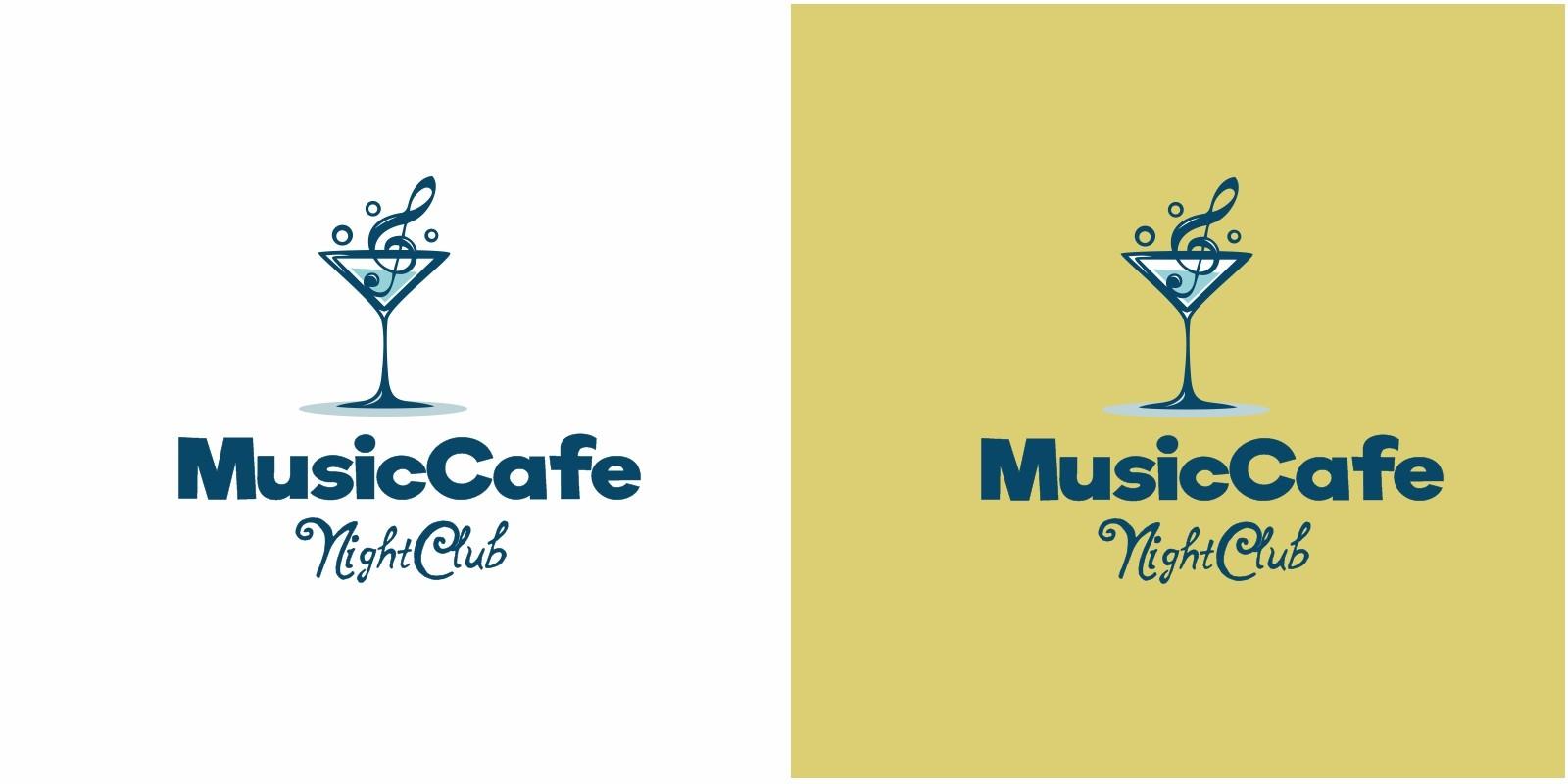 Music Cafe Logo