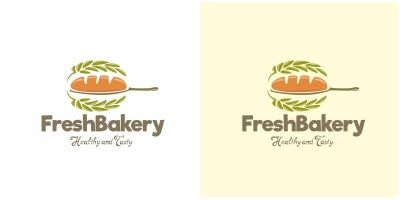 Fresh Bakery Logo