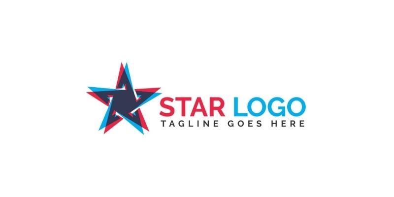 Star Logo And Success And Winner Logo