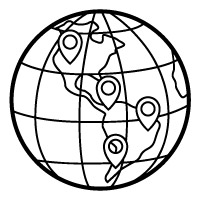 Geolocation Line