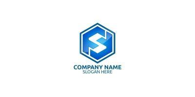 Letter S Logo Design