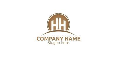 Letter H Logo Design 31