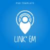 link-em-professional-network-platform-psd