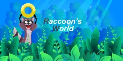 Raccoons World - Unity Complete Project