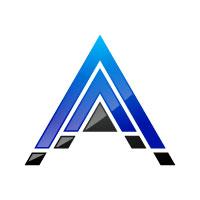 Arrow Letter A Logo Design