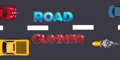 Road Gunner - Unity Complete Project