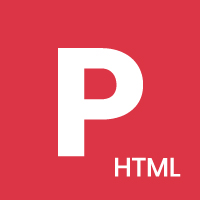 Pixoraz - HTML Template