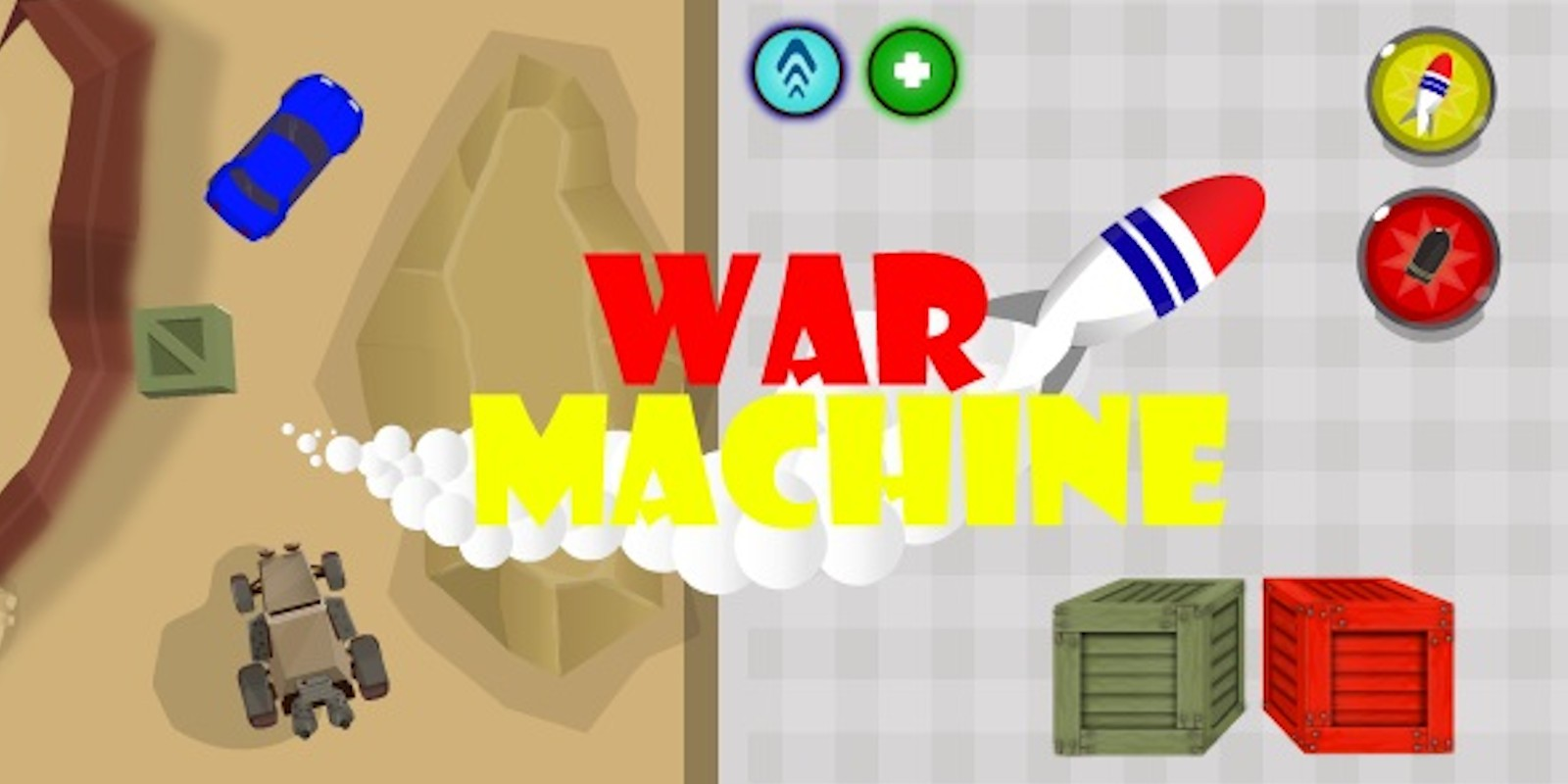 War Machine - Unity Complete Project