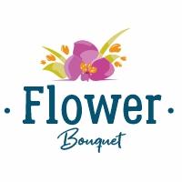 Flower Bouquet Logo