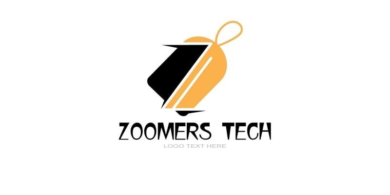 Z Letter Logo In Tag