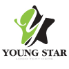 y-letter-logo-in-star
