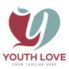 y-letter-logo-in-heart