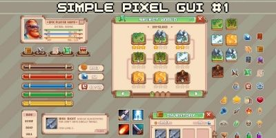 Simple Pixel Gui 1
