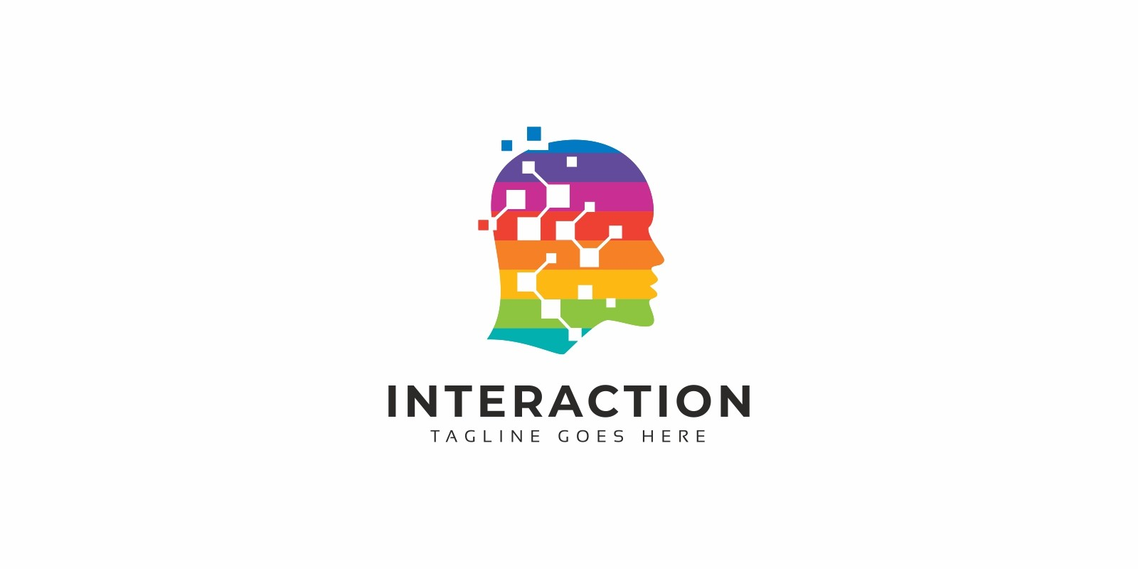 Interactive Human Logo