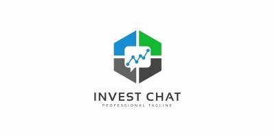 Invest Chat Logo