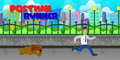 Postman Runner - Unity Complete Project