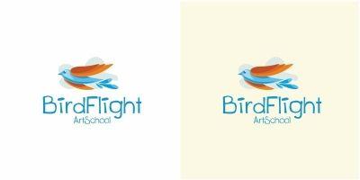 Bird Flight Logo