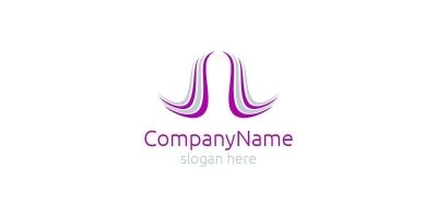 Beauty salon Vector logo Design