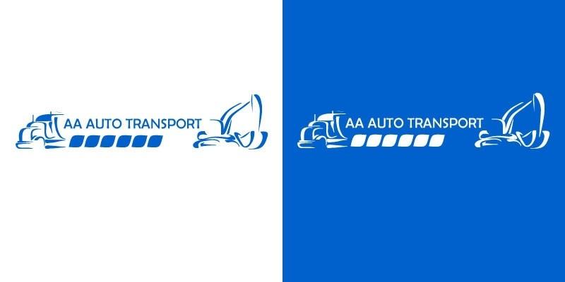 AA Auto Transport Logo