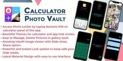 Gallery Lock Hide Photos iOS Objective C