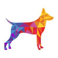 Dog Logo For Pet Shop