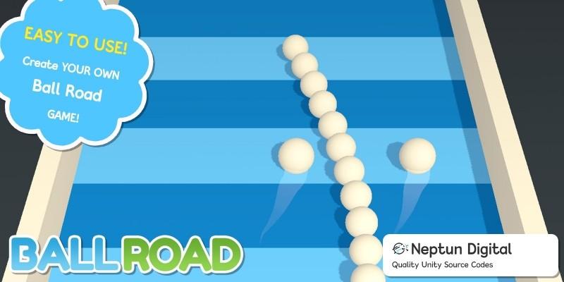 Ball Road - Unity Source Code