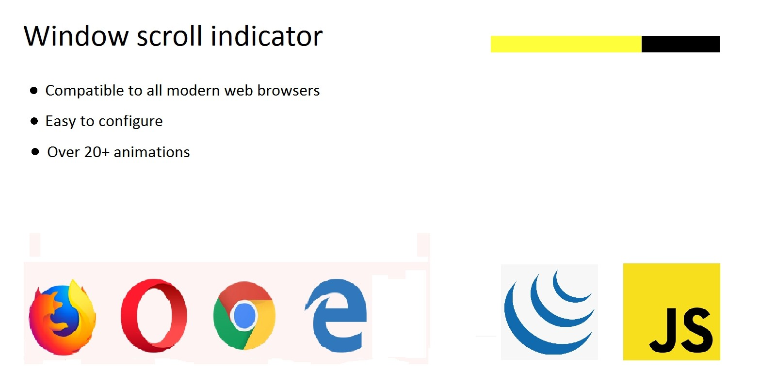 Window Scroll Indicator jquery Plugin