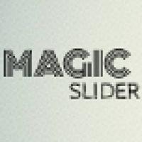 MagicSlider - JavaScript CSS HTML