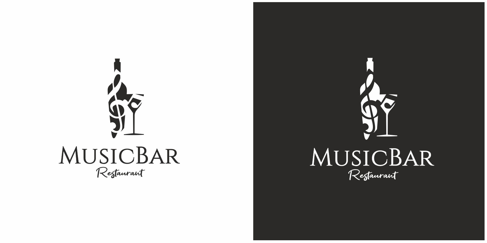 Music Bar Logo