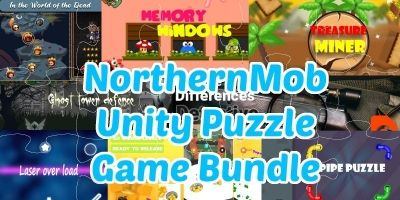 Unity Puzzle Game Bundle