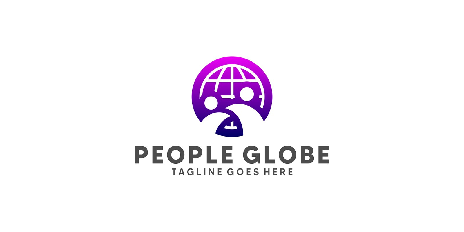 People Globe Logo
