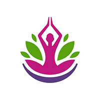 Meditation Leaf Logo