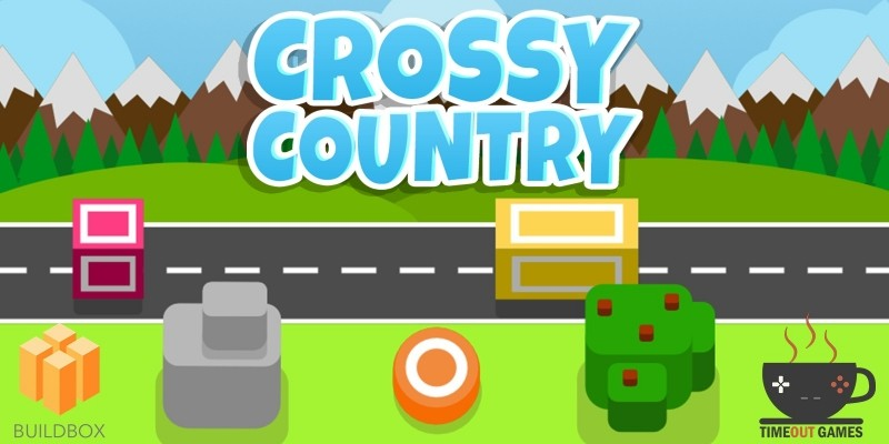 Crossy Country - Full Buildbox Game