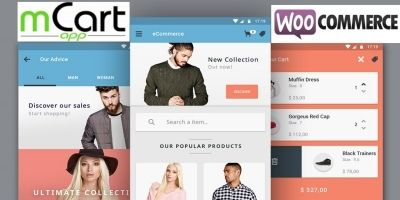 WooCommerce Mobile App - Cordova Template