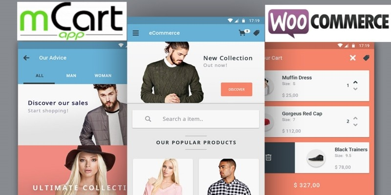 WooCommerce Mobile App - Cordova Template