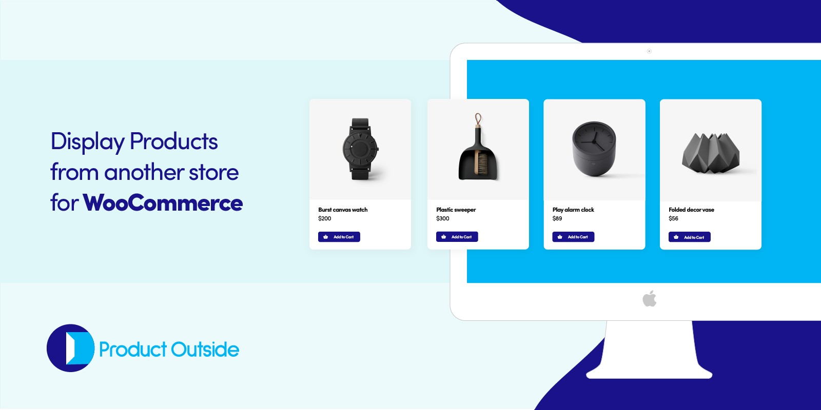 Product Outside - Show Products From WooCommerce