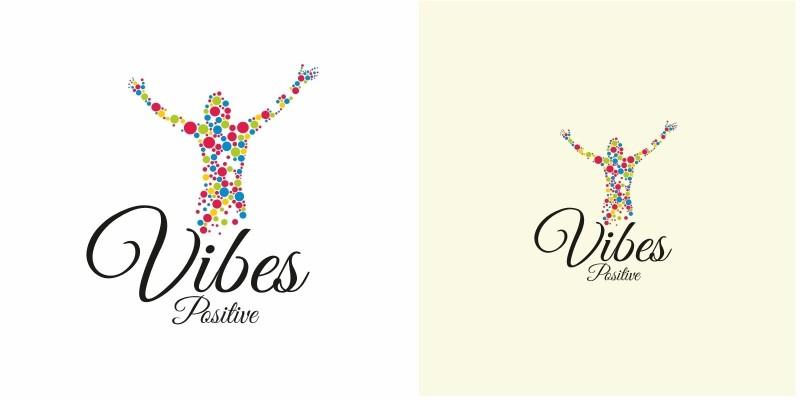 Vibes Positive Logo
