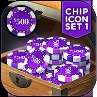 Poker Chip Pack 1