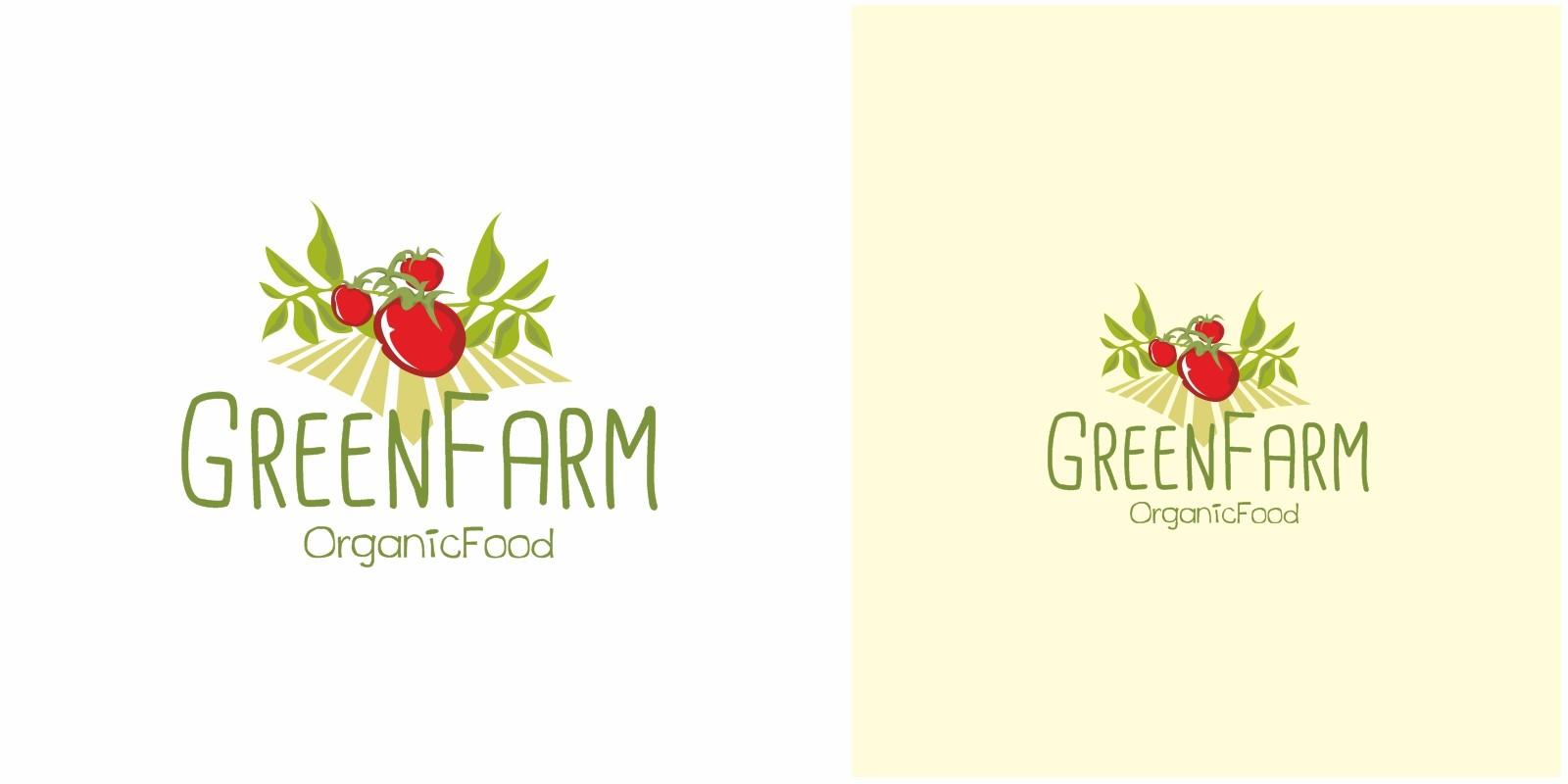 Green Farm Logo