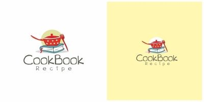 Cook Book Recipe Logo