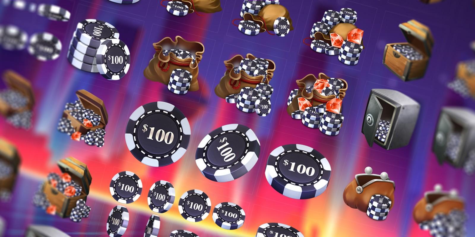 Poker Chip Pack 2