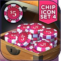 Poker Chip Pack 4