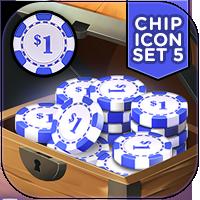 Poker Chip Pack 5