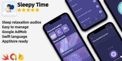 Sleepy Time - iOS App Template