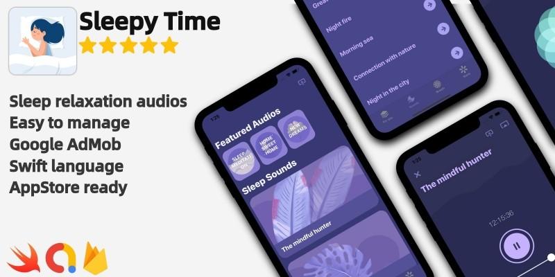 Sleepy Time - iOS App Template
