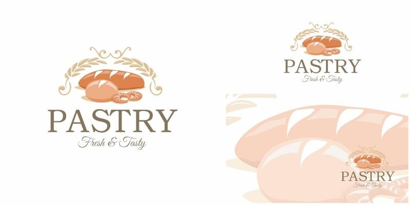 Bakery Pastry Logo