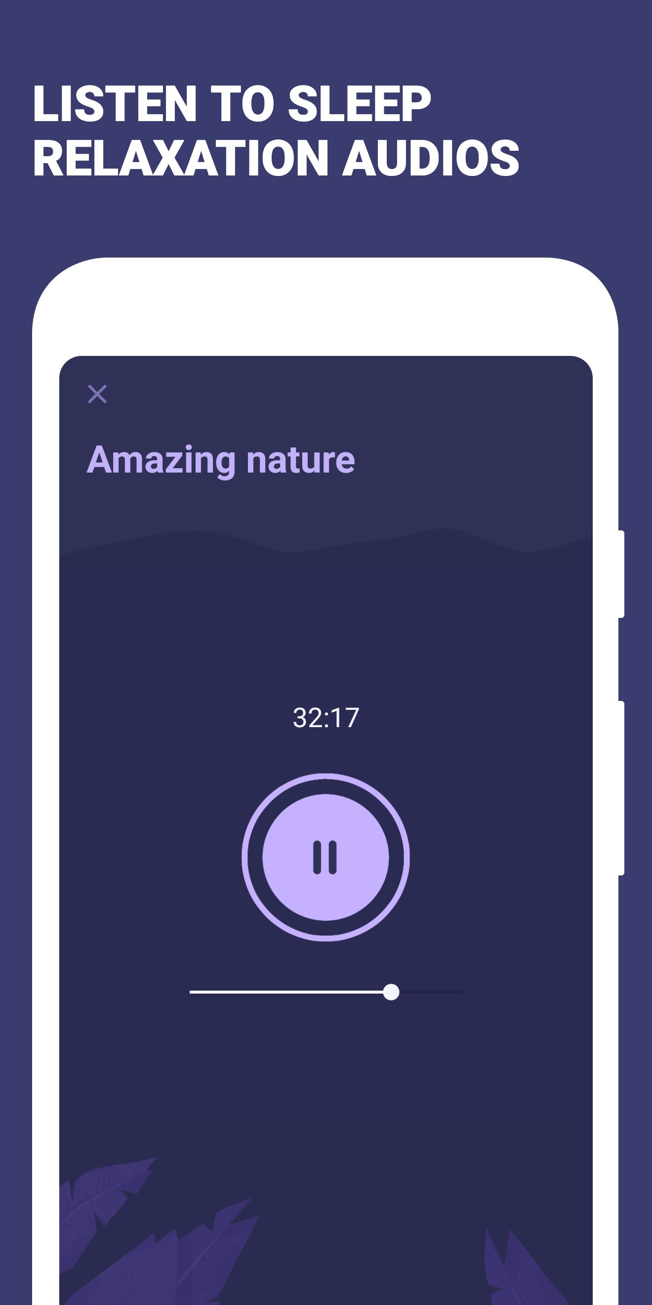 Sleepy Time Android App Template By Yuradolotov Codester