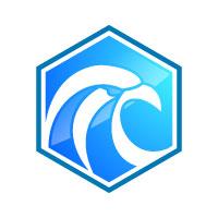 Eagle Logo With Hawk And Phoenix Concept Design