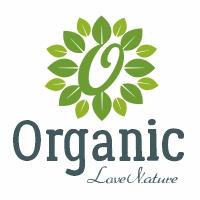 Organic Letter O Logo